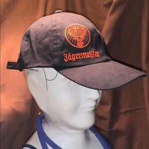 NWOT Jagermeister logo cotton hat